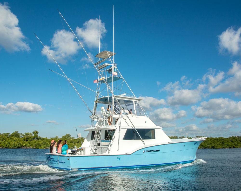 Bahamas charters chasin finz for Bimini fishing charters